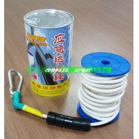 Wholesale 20 M  The Safety Rope with Steel Wire Core 3 MM Thick for Fire Fighting Equipments from china suppliers