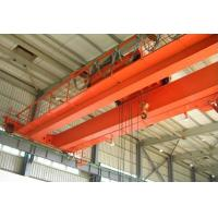 Wholesale Electric Hoist Hook Foundry Double Girder Crane , 25 Ton Crane Lifting Equipment from china suppliers