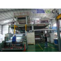 Quality SMS PP Non Woven Fabric Manufacturing Machine For Operation Suit for sale