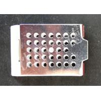 Wholesale Standard Round Holes Tissue Embedding Cassette , Pathology Embedding Mould from china suppliers