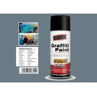 Wholesale Grey Color Graffiti Wall Painting Easy Construction Operation Drying Quickly from china suppliers
