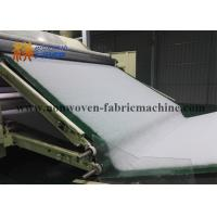 Wholesale 1500mm 20gsm Non Woven Fabric Making Machine For Airlaid Nonwoven Fabric from china suppliers