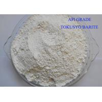 Wholesale Heavy Weight Additive Drilling Fluids Barite With 200 / 300 / 325 Mesh from china suppliers