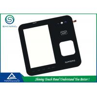Wholesale 5 Inch 4 Wire Touch Sensor Panel Resistive With Touch Sensing LCD Modules from china suppliers