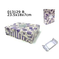 Quality Double Open Door Presentation Gift Boxes For Presents , Decorative Paper Storage Boxes for sale
