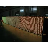 Wholesale Red / Yellow / Green Tri Color Led Display Screens P16 2R1G 220V / 110V 1/4 Scanning from china suppliers