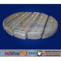 Wholesale Wire Mesh Demister Pad, Oil Mist Separator, Mist Eliminator, Knitted Wire Mesh Demister from china suppliers