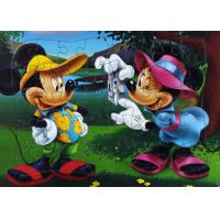 Wholesale Children Educational JIgsaw Custom Picture Puzzle 3D Cartoon Disney from china suppliers