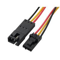 Buy cheap Custom UL1007 Industrial Wire Harness MOLEX Power Extension Cable Assembly from wholesalers