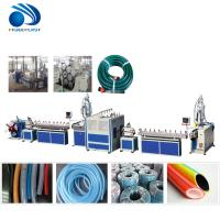 Wholesale Soft Flexible Plastic Pipe Making Machine For Garden Hose / PVC Water Pipe Machine from china suppliers