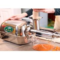 Buy cheap shop and home use cold juice pressed machine with stainless steel material from wholesalers