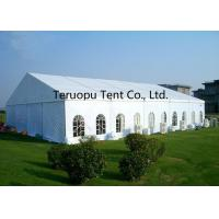 China Custom Structure Wedding Marquee Tent For Party Wedding Event And Exhibition on sale