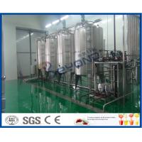 Wholesale ISO 2TPH 10TPH Fruit Juice Processing Line For Fruit Juice Production Process from china suppliers