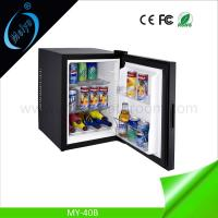 Wholesale 40L hotel mini fridge, lowes mini fridge and freezers from china suppliers