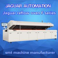 Wholesale 8 zones lead-free hot air reflow ovens/ led reflow solder/smt machine from china suppliers