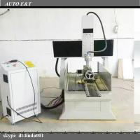 Wholesale Mini wood Carving Machine with Rotary Axis / cnc router 6090 from china suppliers