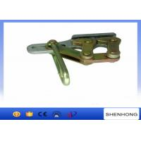 Wholesale ISO Approval Self Gripping Clamp / Double Cam Clamp 30KN Rated load from china suppliers