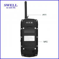 Quality 3.5 Inch Rugged Waterproof Mobile Phone , Ruggedized Android Phone Support Compass for sale