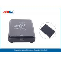Wholesale Micro Power USB RFID Scanner RFID Card Reader Writer SDK And Demo Software Provided from china suppliers