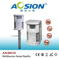 Wholesale Garden Multifunctional Ultrasonic Animal Repeller from china suppliers