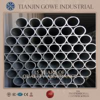 Wholesale Q345 Hot dipped galvanized Scaffolding tube SGS / BS1139 / EN 10219 from china suppliers