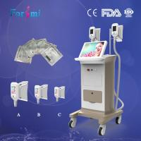 Wholesale 15 inch screen cryolipolysis cool shape cryolipo fat freezing vacuum fat loss machine from china suppliers