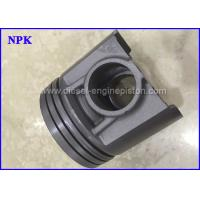 Wholesale Heavy Duty  Piston With Pin / Komatsu Engine Parts 6D125 6152 - 32 - 2510 from china suppliers