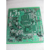 Wholesale OEM Rigid HASL Immersion Tin six 6 Layer PCB with 1.6mm board thickness / 0.3mm diameter from china suppliers