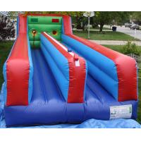 Wholesale Inflatable Amusement Park With Children Bungee Trampoline For Sale from china suppliers