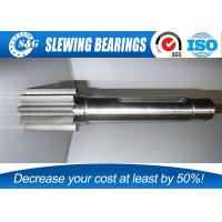 Wholesale High Precision Parts Spur Gear Shaft With Stainless Steel Material from china suppliers