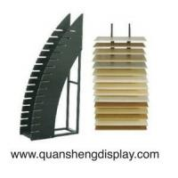 Wholesale Simple Metal Display Rack for Laminate Flooring,stone display rack from china suppliers