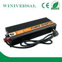 Wholesale 800w/1000w/1200w/1500w power inverter with charge pure sine wave from china suppliers