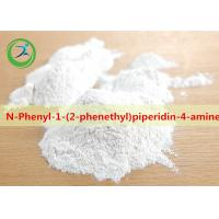 Wholesale Effective Pharmaceutical Raw Materials N-Phenyl-1-(2-Phenethyl)Piperidin-4-Amine from china suppliers