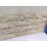 Buy cheap Cream Limestone Mushroom Wall Stone,Pillar Wall Tiles,Mushroom Stone Cladding from wholesalers