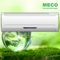 Wholesale High Quality Hydronic High Wall Cooling and Heating Fan Coil Unit-200CFM from china suppliers