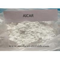 Wholesale 99.8% Purity SARMs Raw Powder Myostatin Inhibitor AICAR CAS 2627-69-2 for Bodybuilding from china suppliers