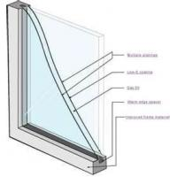 Wholesale Anti impact High security double silver low e coated glass for Interior decorations from china suppliers