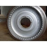 Wholesale CNC Semi-steel Radial Tyre Mould , steel Battery Car Tyre Moulds from china suppliers