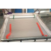 China Anodized Aluminium Security Roller Shutter for Fire Truck Door on sale