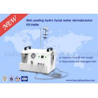 Wholesale 50-60HZ water oxygen jet peel dermabrasion peel Skin Whitening injection oxygen machine for facial clean from china suppliers