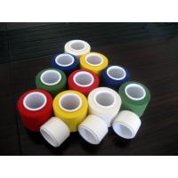 Wholesale Colourful cotton sports training tape athletic strapping tape from china suppliers