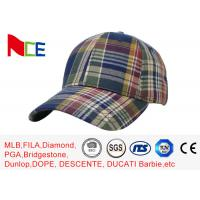 Wholesale Colorful 6 Panels Sports Fitted Hats Adjustable Custom LOGO For Unisex from china suppliers