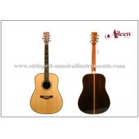 "Wholesale Dreadnought Spruce Plywood Fingerboard Rosewood 41"" Fine Fretted String Instruments from china suppliers"