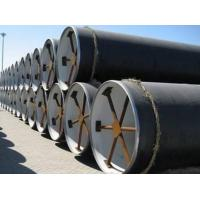 Wholesale ASTM A36 Double Submerged Arc Welded Pipe , Oil / Gas Steel Pipe For Construction from china suppliers