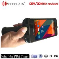 Wholesale 2D Barcode Scanner Industrial PDA Handheld Android 4G Wifi Magnetic Fixation Devices from china suppliers