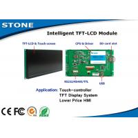 Wholesale Digital display serial interface lcd 400cd / m2 color lcd module from china suppliers