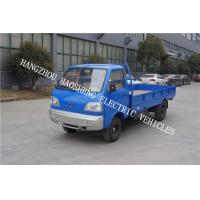 Wholesale 5 Tons Electric Small Truck Single Cab Transport Car 48V With Two Seats from china suppliers