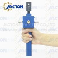 Wholesale SWL worm lifting elevators China SWL25 electric screw lift worm jack stainless steel hoist from china suppliers
