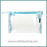 Buy cheap clear transparent pvc bag, pvc cosmetic bag, water proof pvc bag from wholesalers