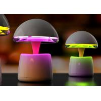 Buy cheap Colorful Mushrooms Sound Home LED Lighting Fixtures Ivory White Blue from wholesalers